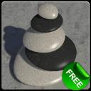 3D Zen Stones LWP Free