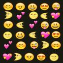 繪文字的情感鍵盤