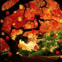 秋天免费的动态壁纸