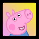 粉红猪小妹蛋糕的想法