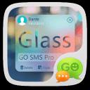 GO SMS Pro Z Glass Theme EX