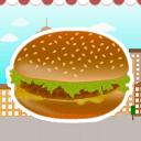 卖汉堡的游戏