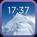 冰雪-DIY锁屏主题