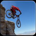 模拟器山地自行车