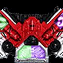 KR Double Henshin Belt
