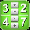 简单的分数计算器