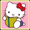 hello kitty (つд⊂)