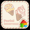 Pastel ice cream dodol theme