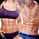 每日腹部锻炼 - 腹部练习