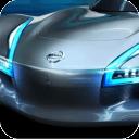 宝软3D主题-荧光绚丽的跑车