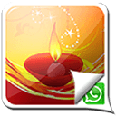 Diwali chatting stickers