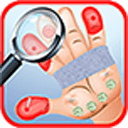 Hand Doctor Surgery Kids Games