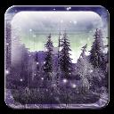 Lapland Frozen Xmas HD LWP