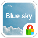 Blue Sky Dodol Locker Theme
