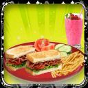 Sandwich Maker - Kids Game