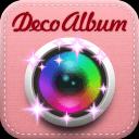 DecoAlbum -日本 照片 标签 装饰 拼贴 相机-