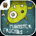 Monster Friends - Kids Game