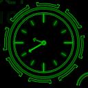 自定义时钟动态壁纸