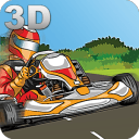 Turbo Go! Kart Race 3D