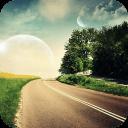 路上风景-宝软3D主题