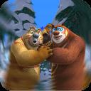 熊出没之雪岭熊风-宝软3D主题