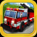 3D 消防车