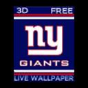 NY Giants 3D Live Wallpaper