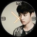 D.O EXO Clock Widget