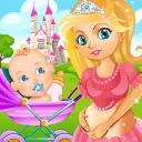 Pregnant Princess Gives Birth