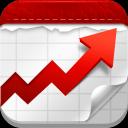 自选股(腾讯股票理财软件) 財經 App LOGO-硬是要APP