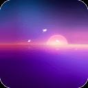紫色的诱惑-宝软3D主题