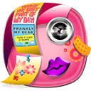 Cute PhotoBooth Stickers Pack