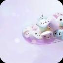 棉花糖-宝软3D主题