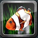 3D热带鱼动态壁纸