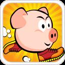 小猪回家跑酷游戏