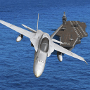 航空母舰炸日本鬼子