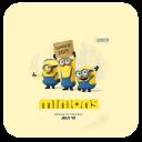 小黄人minions-91桌面主题壁纸美化