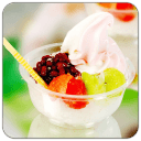 甜蜜冰淇淋主题(桌面锁屏壁纸)