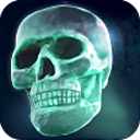 逃脱游戏:闪闪发光的骷髅头