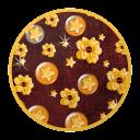 鮮花和星星
