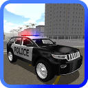 SUV Police Car Simulator
