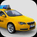 疯狂的职务出租车司机3D
