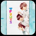 帅气TFBOYS-点心主题壁纸美化