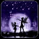 暗夜梦精灵-91桌面主题壁纸美化
