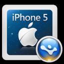 点心桌面-iPhone5锁屏(桌面美化锁屏软件)