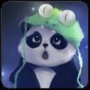 超萌熊猫主题