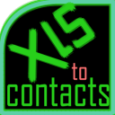 ExcelToContact