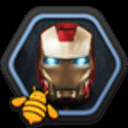 蜂巢鎖屏(Hive Locker)——鋼鐵俠主題