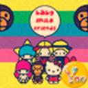 YOO主题-baby milo潮爆了