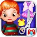 婴儿裁缝和精品